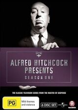 Alfred Hitchcock Presents : Season 1 (DVD, 2009, 6-Disc Set)