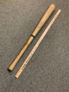 "Vintage 1980s Adirondack Pro-Ring 232 Joe Torre Wood Baseball Bat 33"" 32 Ounce"