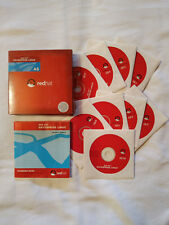 Red Hat Enterprise Linux Version 3 Update 2 AS 9 CD + manuale