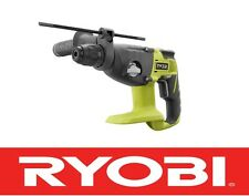 RYOBI ONE PLUS 18v VOLT SDS ROTARY HAMMER DRILL DRIVER P221