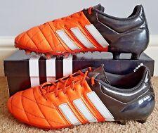 Adidas Ace 15.1 Leather FG *Pro Version* Solar Orange/Running White/Core Black