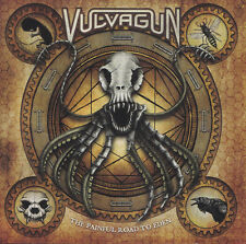 VULVAGUN - The Painful Road To Eden (NEW*AUS PROG/POWER METAL*ICED EARTH)
