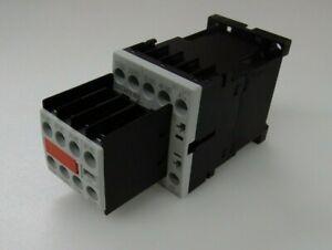 Siemens Overload Relay 4NO/4NC, 10 A, 24 VDC - 3RH1244-1BB40