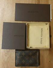 Louis Vuitton 100% AUTHENTIC Men's Wallet - PF James Monogram M60251