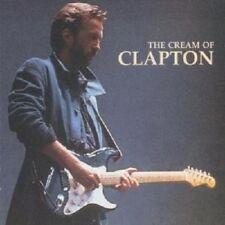 ERIC CLAPTON 'THE CREAM OF CLAPTON' CD NEW!