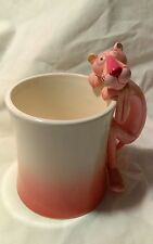 Vintage Royal Orleans 1981 Pink Panther United Artist Coffee Mug Ceramic Cup