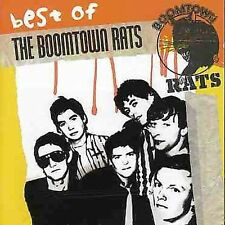 Best of the Boomtown Rats by The Boomtown Rats (CD, Apr-2004, Universal...