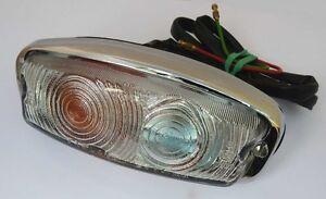 Lucas L584 RH Lamp, for Velocità MG Midget Austin Healey Sprite, 13H428 / 52506
