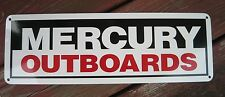 Mercury Marine OUTBOARD Motor Sign Fishing Bass Boat