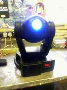 Martin Professional Mac 250 + PLUS moving head 250w  lamps dmx