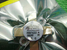 10 Motorola MRF422 Line NPN Silicon RF Power Transistor