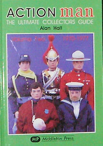 VINTAGE ACTION MAN BOOK ULTIMATE COLLECTORS GUIDE VOLUME 2 1970-1977