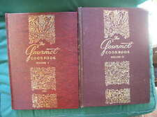 gastronomie,) The Gourmet Cook Book, 2 volumes, Gourmet,New-York, 1979