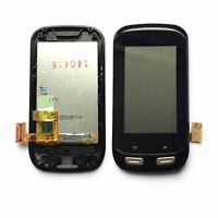 Für Garmin Edge 1000 LCD Display Touch Screen Digitizer Glas Bildschirm Schwarz