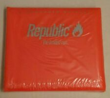 New CD! NEW ORDER -Republic (1993, Qwest Records) Limited Edition puffy orange
