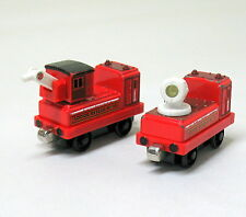 Take Along Thomas, SODOR RESCUE VEHICLES, HOSE CAR & SEARCHLIGHT CAR, 2004, VGUC