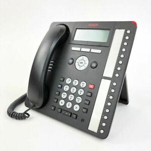 Avaya 1416 Global Digital Phone - Black