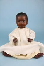 """16"""" Armand Marseille 341 German Bisque Black Antique Baby Doll Very Special"""