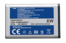 Battery for Samsung Ab663450Gz Replacement Battery