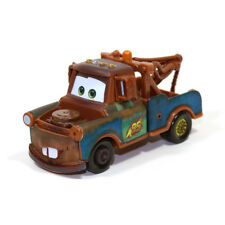 Mattel Disney Pixar Cars 2 Race Team Mater Tow Metal 1:55 Diecast Toy Loose New