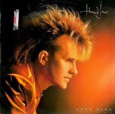 "HOWARD JONES Look Mama (Extended Mix) 12"" Single Vinyl Record WEA 1985"