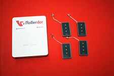 Roller Garage Door Receiver Box RD3X4 with 4 Transmitters