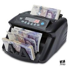 Billet de banque monnaie compteur count détecteur argent rapide billet livre cash machine