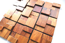 Wood Wall Tiles, Decorative Wall Tiles, Luxurious Wall Decor, 3D Wall Coverings