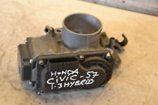 Honda Civic Throttle Body 1.3 Hybrid Saloon Auto 2007