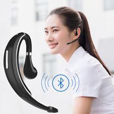Bluetooth Headset V4.2 EDR Stereo Kopfhörer Kabellos Ohrhörer mit Mikrofon Handy