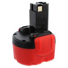 Batteria 9,6V ni-mh 2000 mAh per Bosch GSR 9,6VE-2,GSR 9.6,GSR 9.6 V,GSR 9.6 VE2