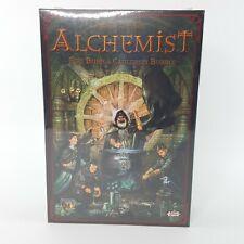 Alchemist Fire Burn Cauldron Bubble Mayfair Games Carlo Rossi Factory Sealed