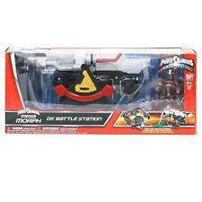 Power Rangers Mega Morph Ninja Steel DX Battle Station with Launch Missiles
