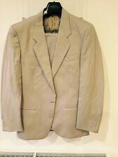 Louis Feraud Brand New Mens Harrods Knightsbridge London Suit 38 Chest