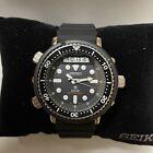 Seiko Arnie SNJ025 Hybrid Prospex Analog Digital 48mm Solar Diver Watch 200M