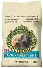 Harringtons Puppy Food Complete Rich In Turkey and Rice 10 kg Bulk Buy