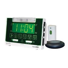 Serene Innovations CentralAlert CA-360 Clock/Receiver Notification System/Door