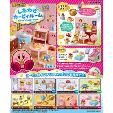 Re-ment Kirby's Happy room Full set of 8 types - NEW