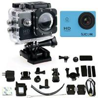 SJ4000 Gold WiFi Full HD 1080P 12MP Pro Video Action Sports Camera as gopro ZR