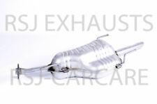 EXHAUST SILENCER OPEL ASTRA G Estate  2.0 DI Diesel 1998-02-> 2004-07