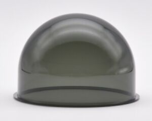 JMX 3.5 Inch Indoor / Outdoor CCTV Replacement SMOKE Camera Dome Housing