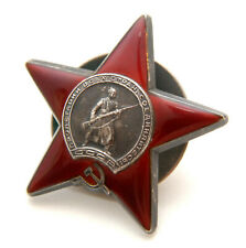 UdSSR Orden des Roten Sterns,Soldat,order of the red star,soviet union,soldier