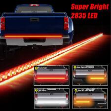 """60"""" LED Strip Tailgate Light Bar Reverse Brake Signal For Chevy Ford Dodge Truck"""