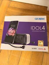 Cellulare Smart Phone Alcatel Idol 4 Virtual Reality Included