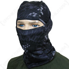 MANDRA NIGHT CAMO BALACLAVA - Lightweight Breathable Tactical Military Army