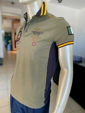 Aeronautica Militare Uomo Polo shirt mod.PO1470P183 VERDE MILITARE