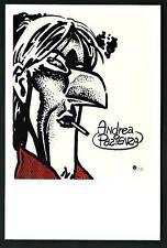 Andrea Pazienza : Zanardi - cartolina