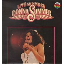 Donna Summer Lp Vinile Live and More / Casablanca 811 123-1 Nuovo 0042281112317