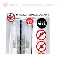 TENDA ZANZARIERA MAGNETICA PER PORTE E FINISTRE 140X240 ANTI ZANZARE MOSCHE