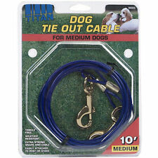 Coastal Pet Products Titan Medium Cable Dog Tie Out